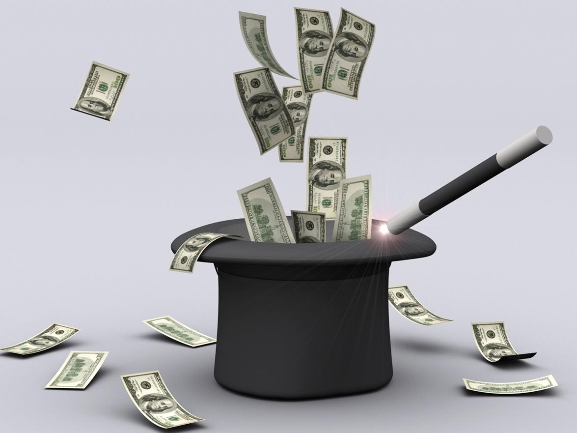 Wat kost een goochelaar?