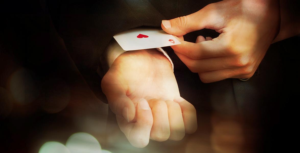 Tafelgoochelaar